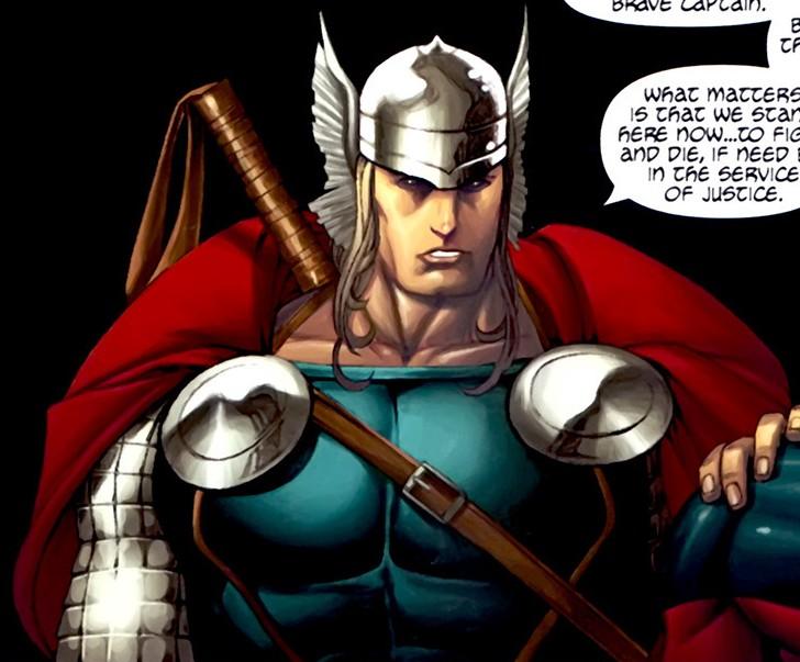 Thor Odinson (Earth-10021)