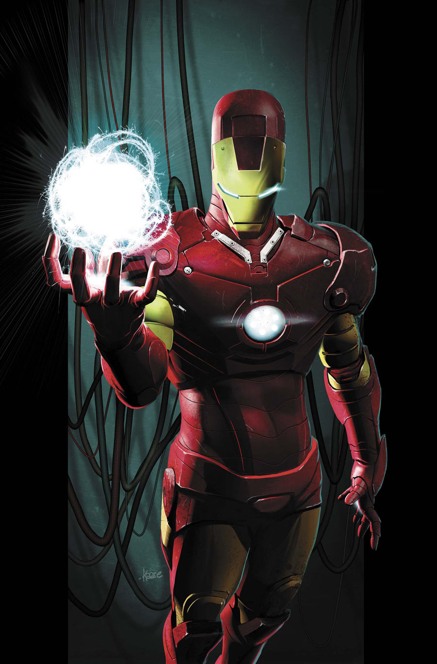 Iron Man Armor (Avengers vs. New Ultimates) (Earth-1610)