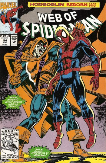 Web of Spider-Man Vol 1 94