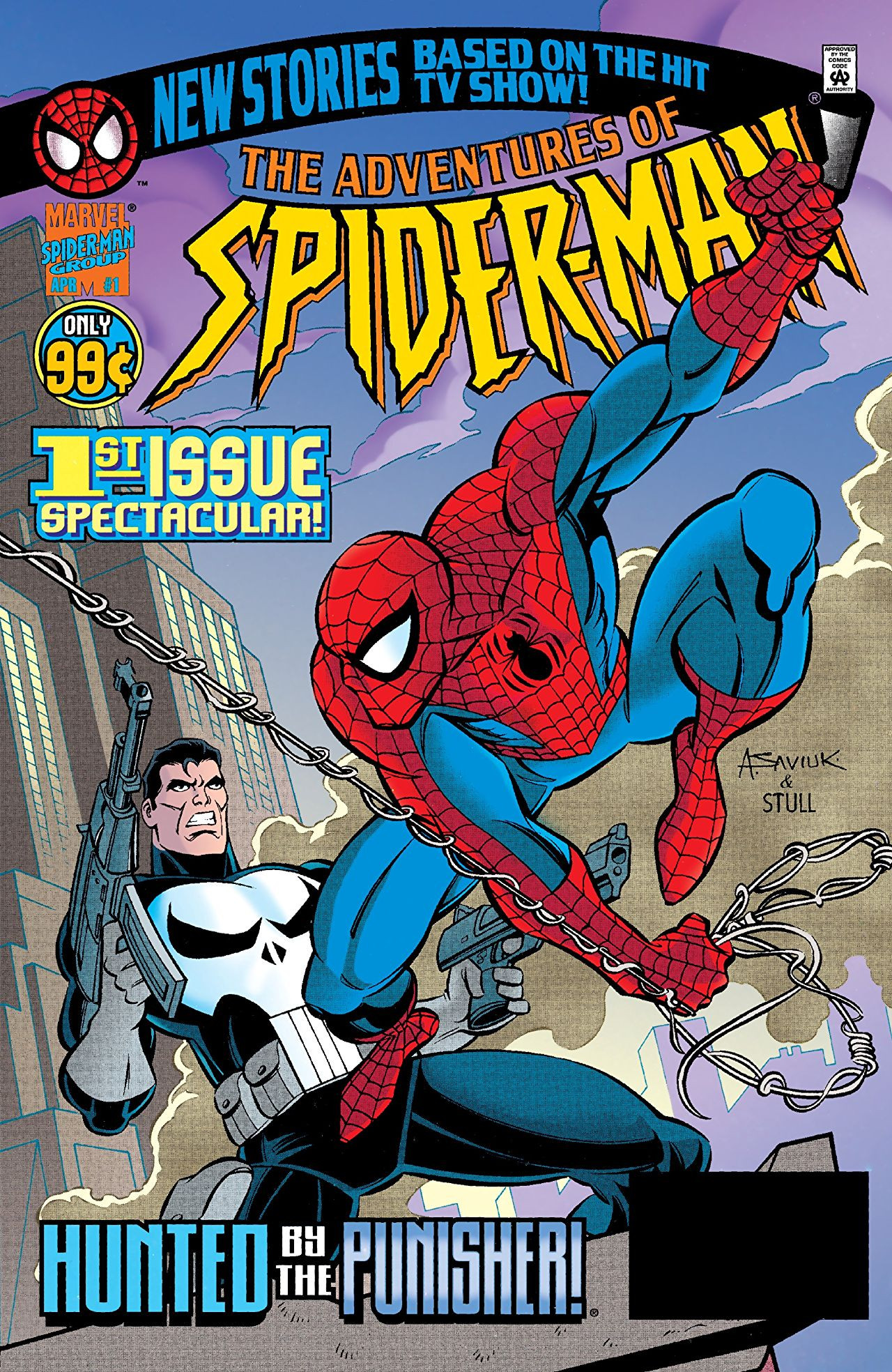 Adventures of Spider-Man Vol 1 1