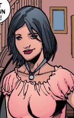 Amy Brehe (Earth-616)