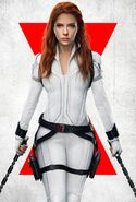 Black Widow (film) poster 011 textless