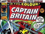 Captain Britain Vol 1 5