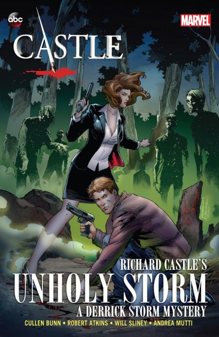 Castle: Unholy Storm Vol 1 1