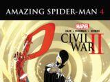 Civil War II: Amazing Spider-Man Vol 1 4