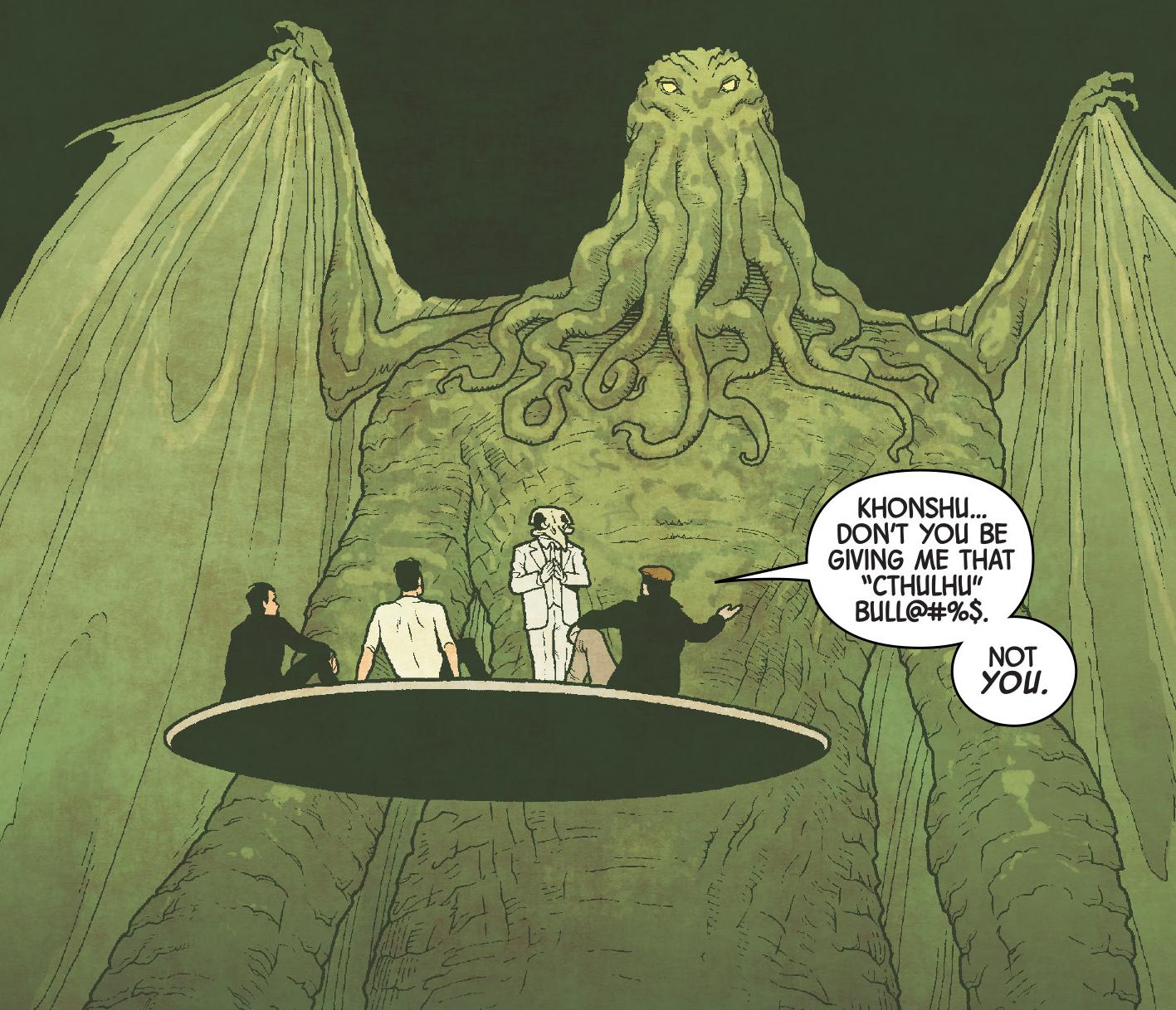 Cthulhu (Earth-616)