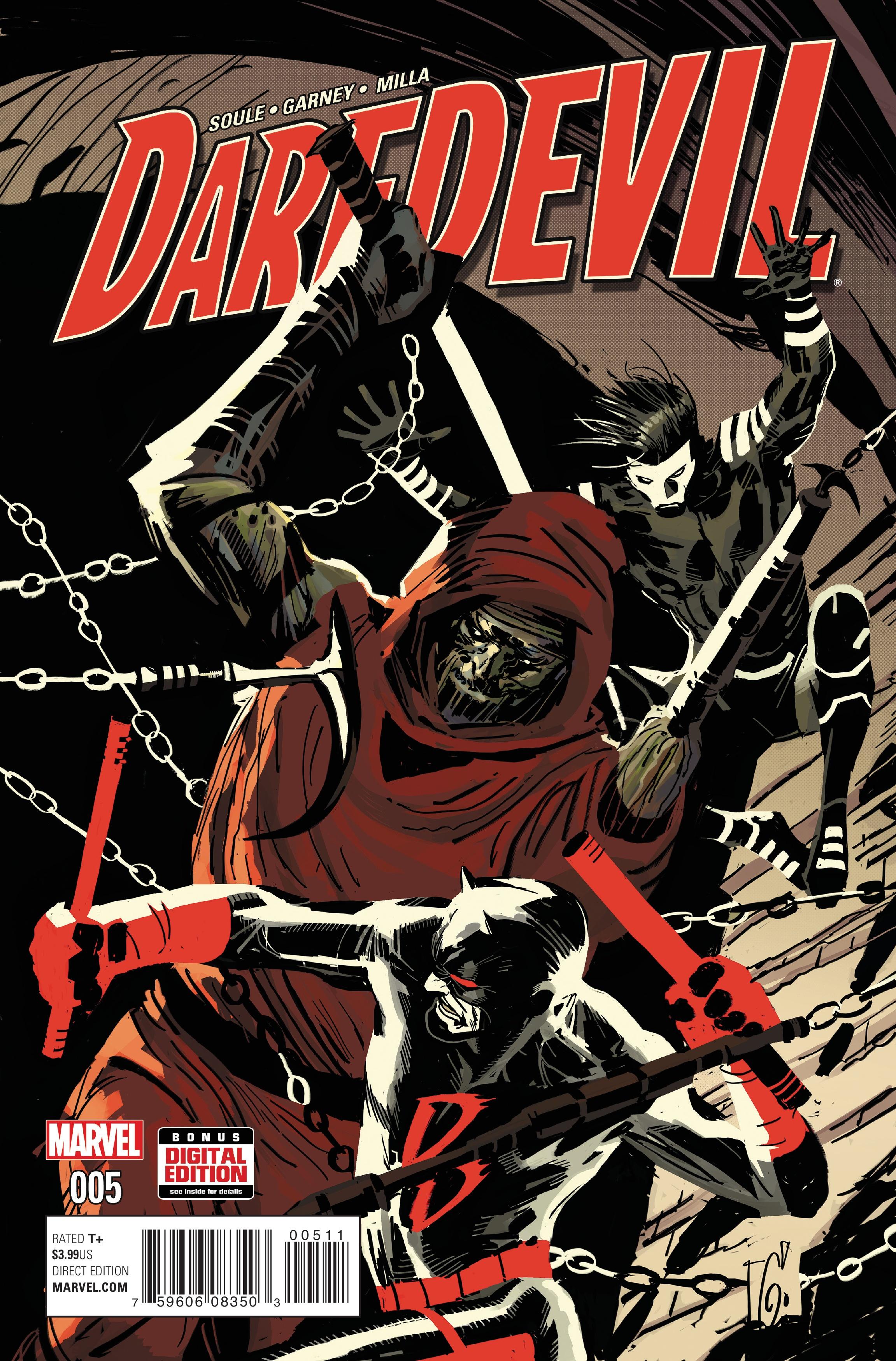 Daredevil Vol 5 5