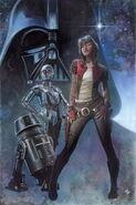 Darth Vader Vol 1 3 Textless