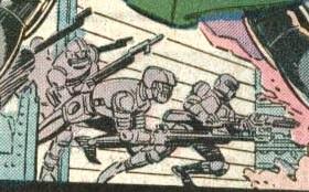 Roboid Drones (Earth-616)