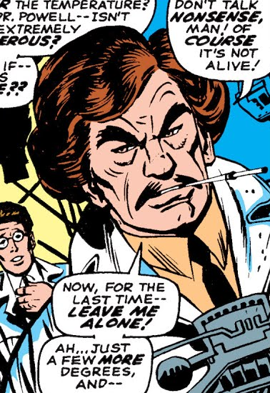 Doctor Powell (Earth-616)