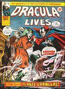 Dracula Lives (UK) Vol 1 15