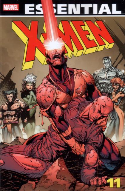 Essential Series: X-Men Vol 1 11