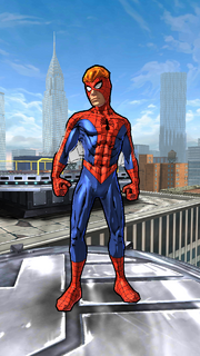 Eugene Thompson (Earth-TRN015) from Spider-Man Unlimited (video game).png