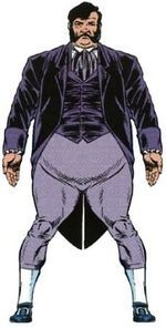 Friedrich von Roehm (Earth-616)
