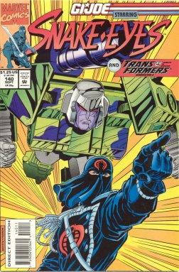 G.I. Joe: A Real American Hero Vol 1 140