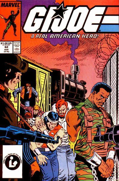 G.I. Joe: A Real American Hero Vol 1 62