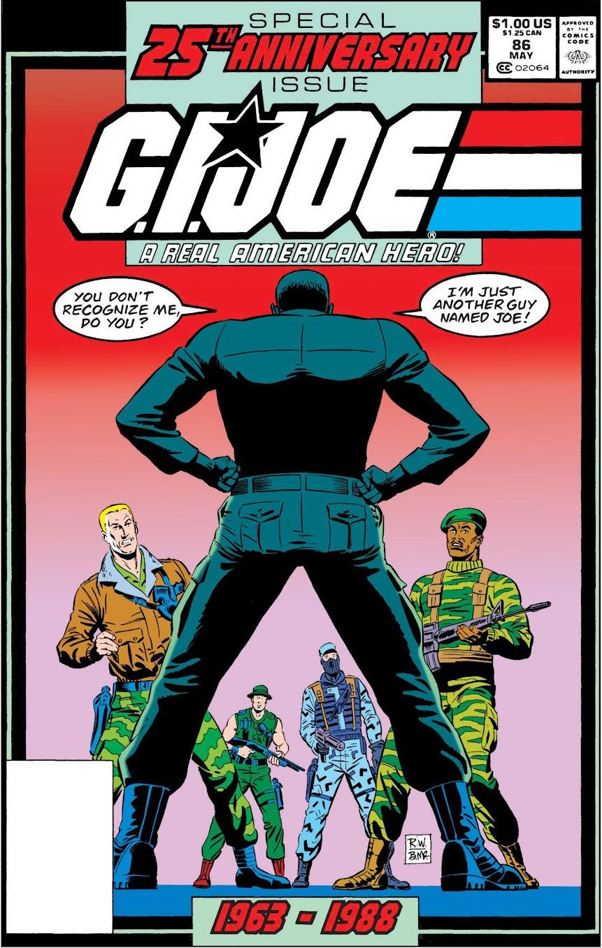 G.I. Joe: A Real American Hero Vol 1 86