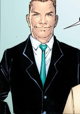 Greg Johnson (Earth-616)