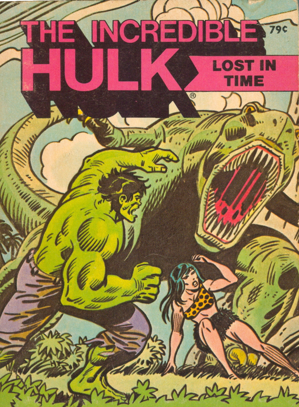 Incredible Hulk: Lost in Time