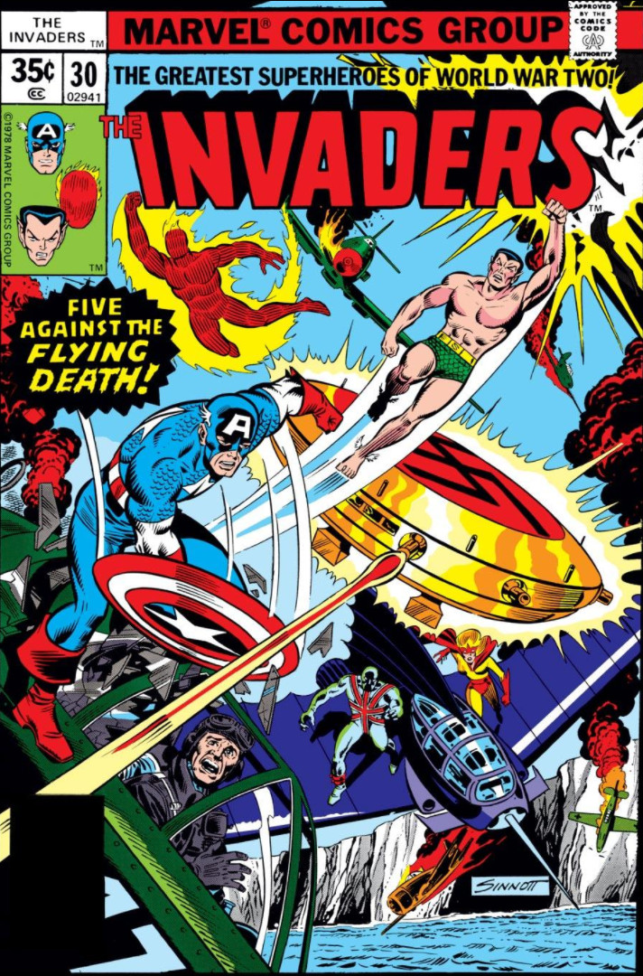 Invaders Vol 1 30