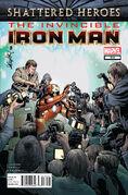 Invincible Iron Man Vol 1 510