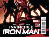 Invincible Iron Man Vol 3 8