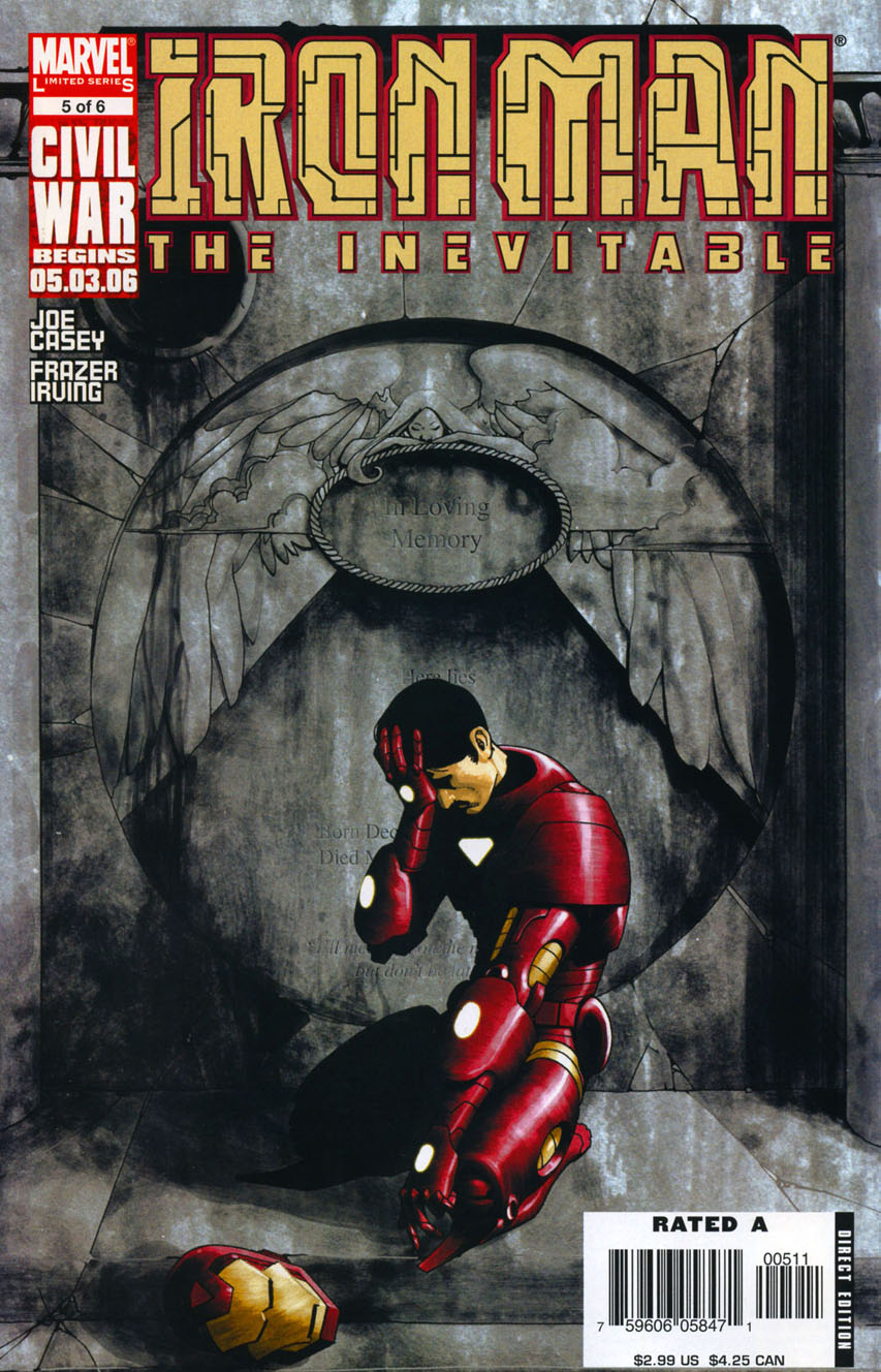 Iron Man: Inevitable Vol 1 5