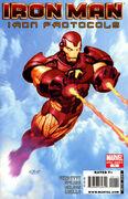 Iron Man Iron Protocols Vol 1 1