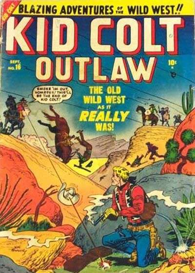 Kid Colt Outlaw Vol 1 16