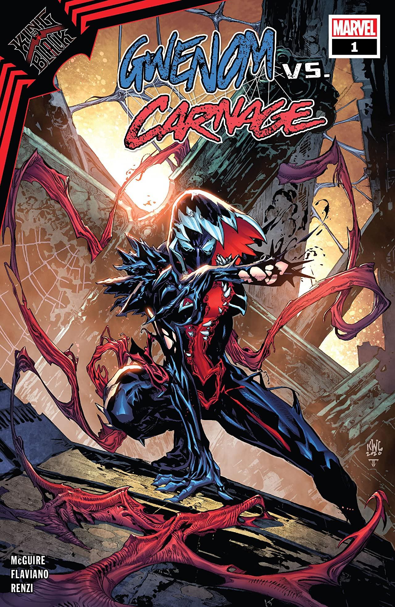 King in Black: Gwenom vs. Carnage Vol 1