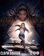Marvel's Cloak & Dagger poster 011