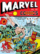 Marvel Mystery Comics Vol 1 20