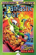 Marvel Selects Fantastic Four Vol 1 2