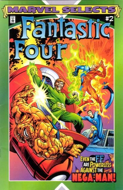 Marvel Selects: Fantastic Four Vol 1 2