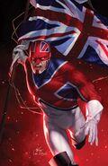 Marvel Tales Captain Britain Vol 1 1 Virgin Variant