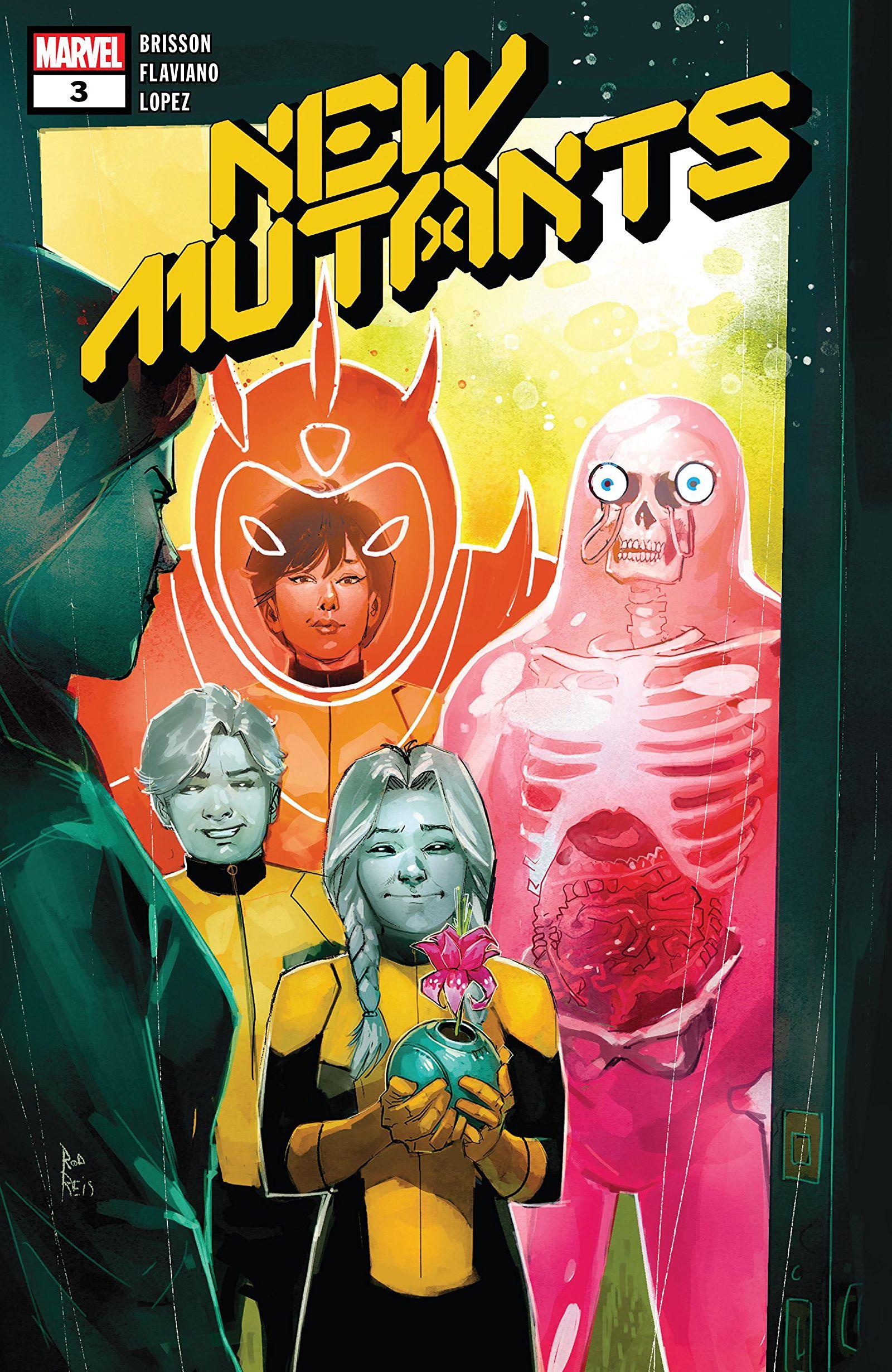 New Mutants Vol 4 3