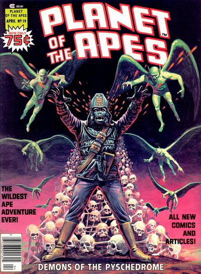 Planet of the Apes Vol 1 19