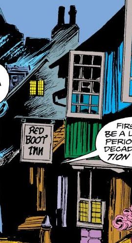 Red Boot Inn