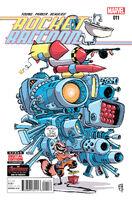 Rocket Raccoon Vol 2 11