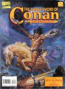Savage Sword of Conan Vol 1 233