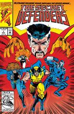 Secret Defenders (Earth-616)