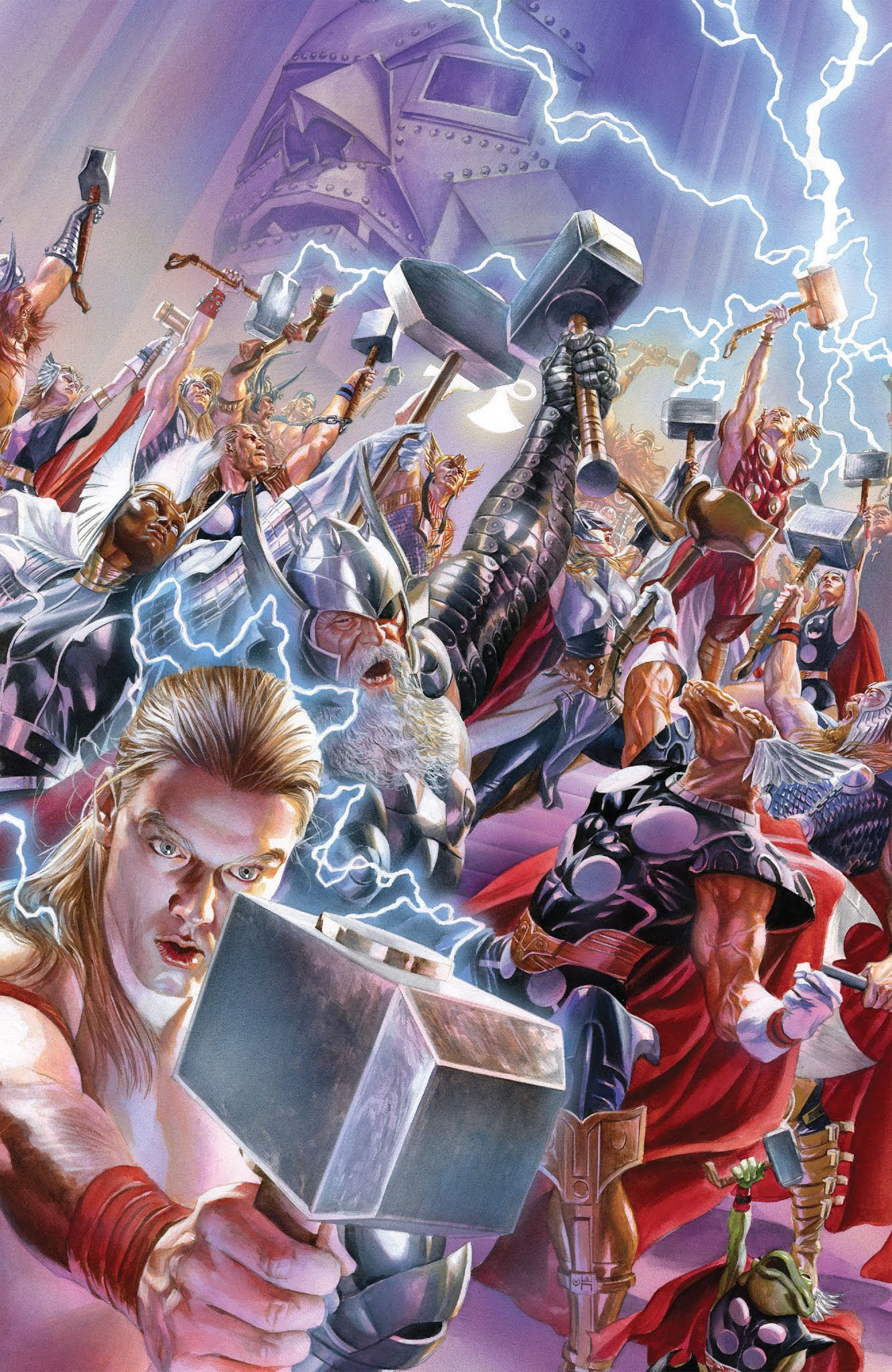 Thor Corps (Earth-15513)/Gallery