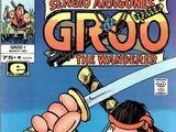 Sergio Aragonés Groo the Wanderer Vol 1