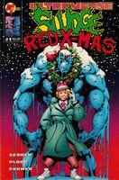 Sludge Red X-Mas Vol 1 1