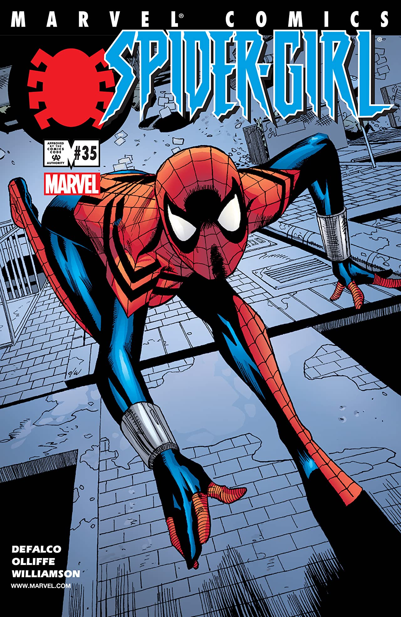 Spider-Girl Vol 1 35