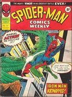 Spider-Man Comics Weekly Vol 1 137