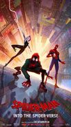 Spider-Man Into the Spider-Verse poster 019