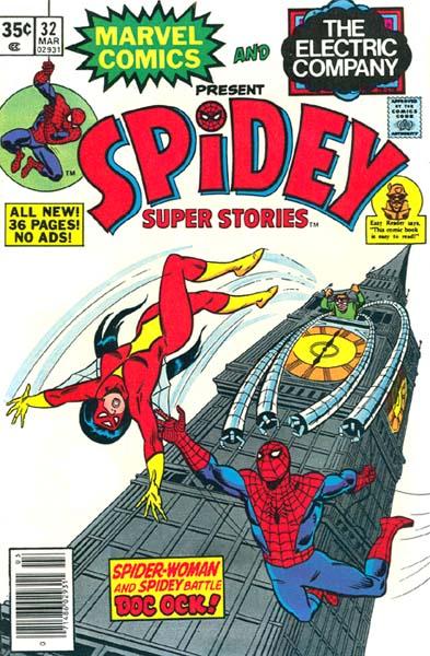 Spidey Super Stories Vol 1 32