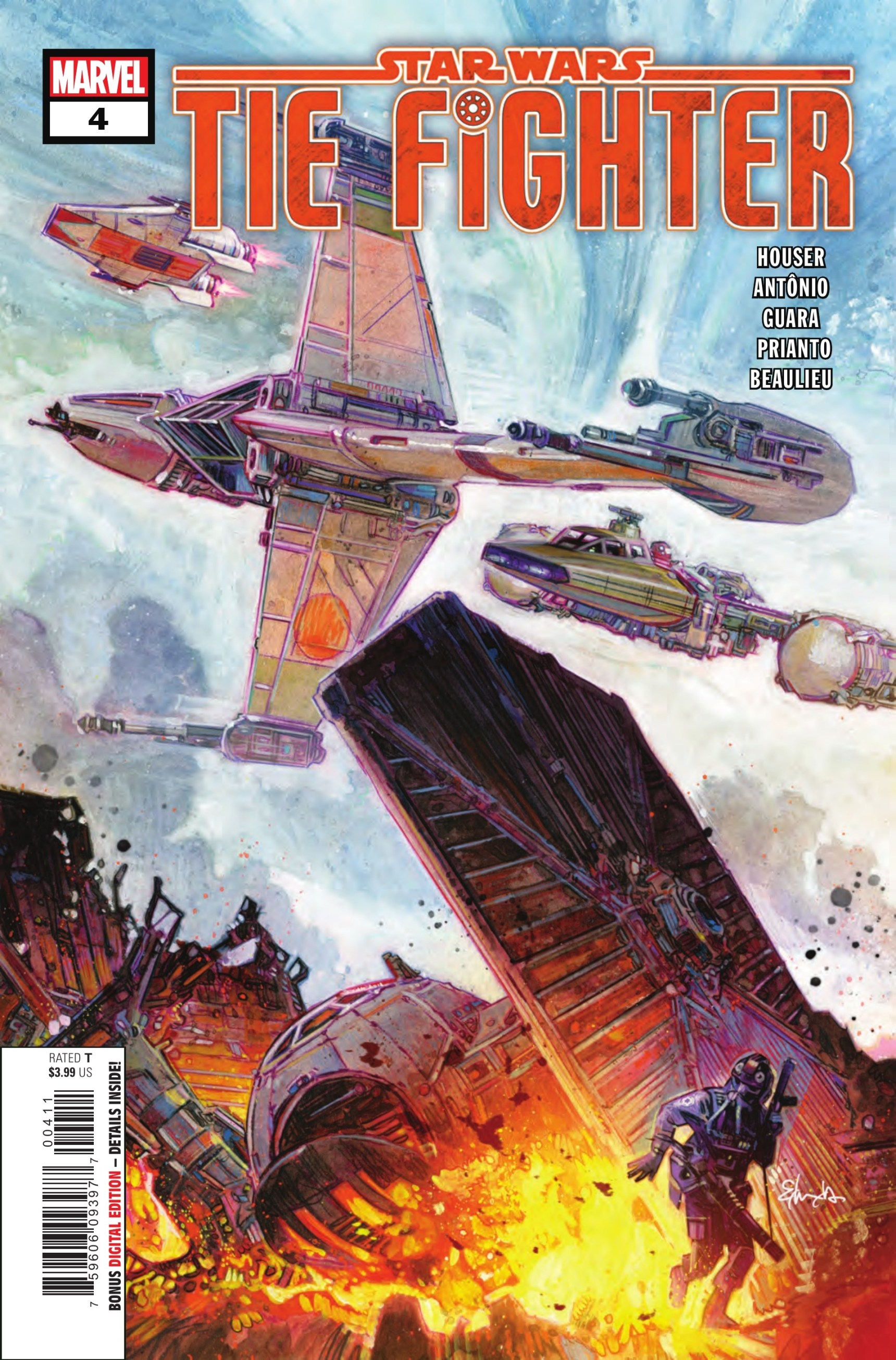 Star Wars: TIE Fighter Vol 1 4