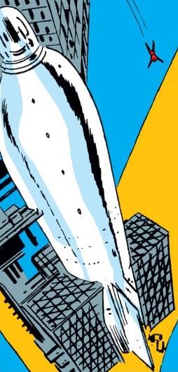 Stark Industries Moon Missile